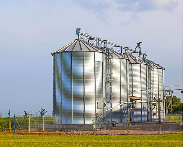 Custom Grain Systems & Equipment
